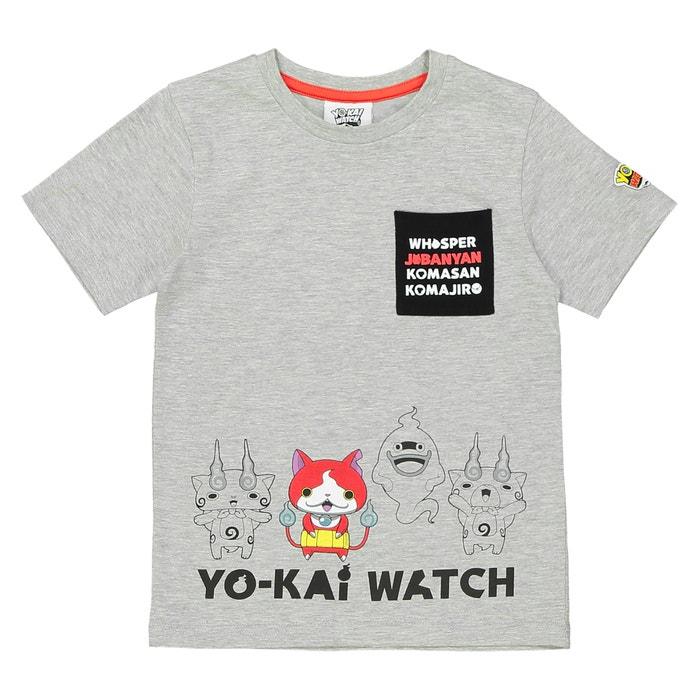 T-Shirt, 6-12 Years  YO KAI WATCH image 0
