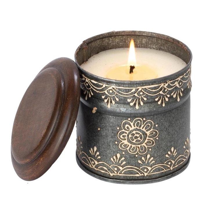 grande bougie la cire de soja himalayan moonlight enesco la redoute. Black Bedroom Furniture Sets. Home Design Ideas