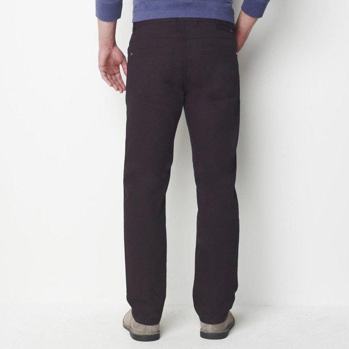 Pantal 243;n corte 5 bolsillos regular con Collections Redoute recto La R8tqwEx