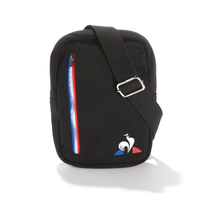 Besace ess small item noir Le Coq Sportif | La Redoute confortable Prix De Gros Pas Cher En Ligne En Vrac Modèles q9uimNXRZ