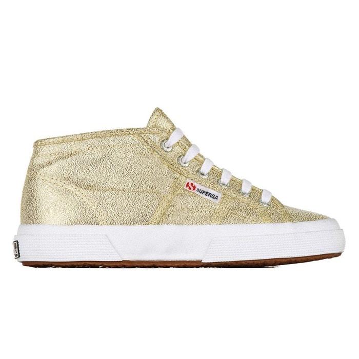 Baskets montantes sneaker mid cut  or Superga  La Redoute