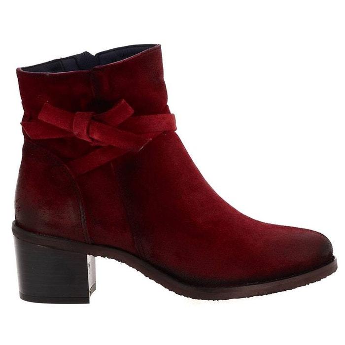baskets pour pas cher 4b696 f79a1 bottines / boots cuir
