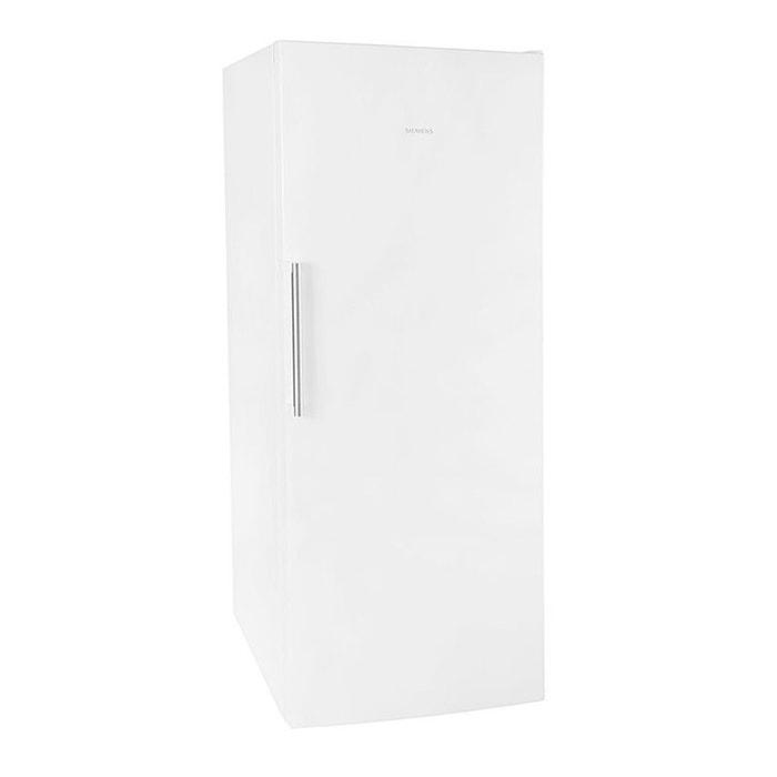 cong lateur armoire gs54naw30 blanc siemens la redoute. Black Bedroom Furniture Sets. Home Design Ideas