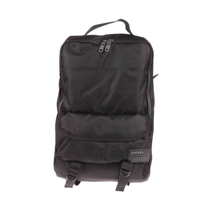 Sac à dos close ranks en tissu noir quadrillé polyester noir Diesel | La Redoute Vente Pas Cher Le Plus Grand Fournisseur 1DD7UnHL