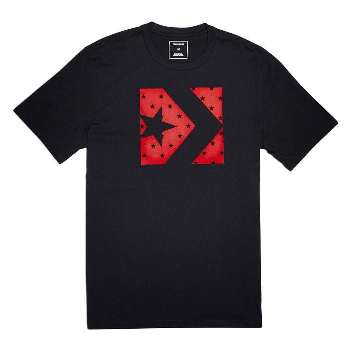 Camiseta con cuello redondo, motivo delante  CONVERSE image 0