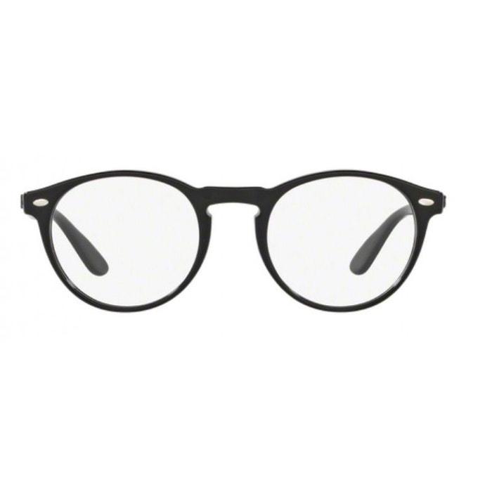 Lunettes de vue pour femme ray ban gris rx 7046 5602 53/18 noir Ray Prix De Gros Pas Cher En Ligne Dernières Collections DUu2k