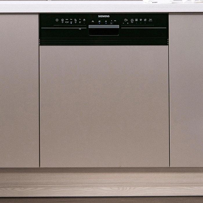 lave vaisselle encastrable siemens sn536b02ge noir siemens la redoute. Black Bedroom Furniture Sets. Home Design Ideas