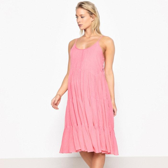 Vestido de alças finas, para grávida  LA REDOUTE MATERNIDADE image 0