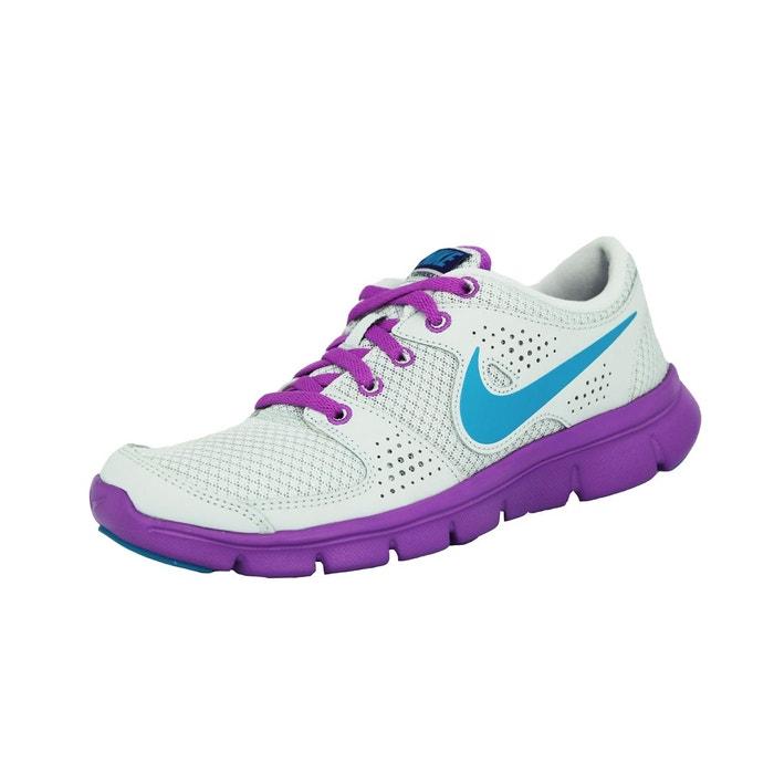 Nike wmns nike flex experience rn chaussures de course running femme gris  violet gris Nike  a2cb2ee2271