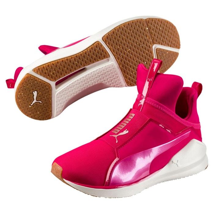 Chaussure d'entraînement fierce velvet rope pour femme  love potion-whisper white Puma  La Redoute