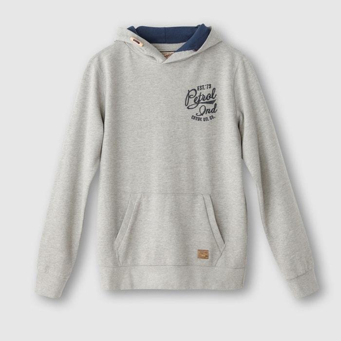 afbeelding Sweater met kap PETROL INDUSTRIES