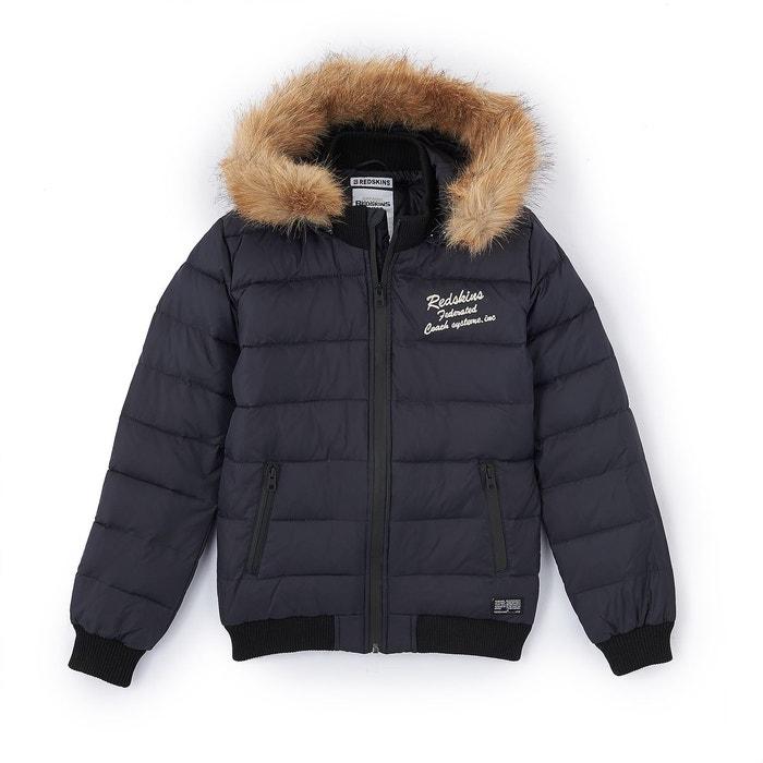 Manteau capuche