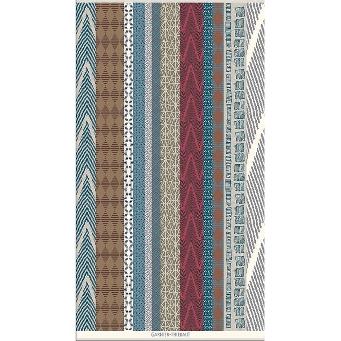 Drap De Plage Tanami Terre Multicolore Garnier Thiebaut La Redoute