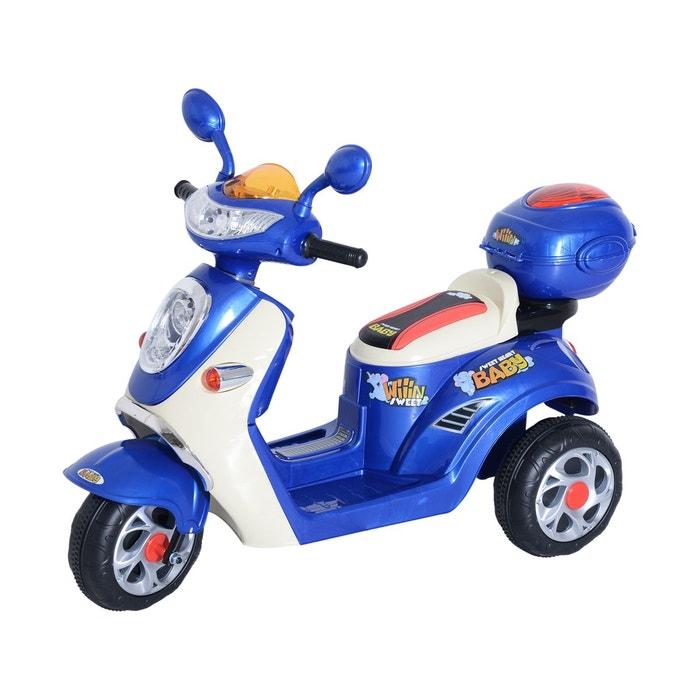 774f1af2a1a60 Moto scooter électrique pour enfants Homcom