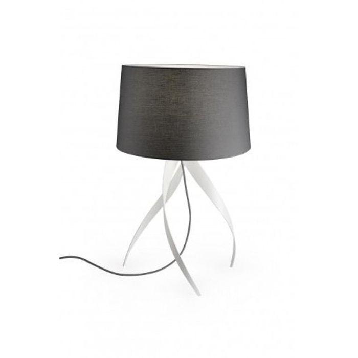 lampe de chevet table medusa design leds c4 la redoute. Black Bedroom Furniture Sets. Home Design Ideas