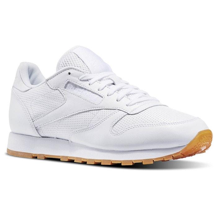 Classic leather pg  blanc Reebok Classics  La Redoute