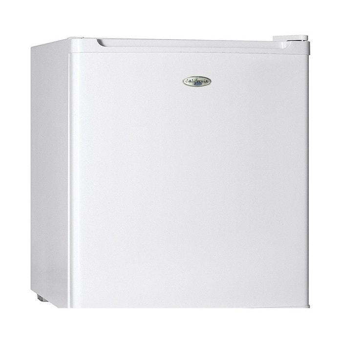 refrigerateur 1 porte california df1061 46l a blanc blanc california la redoute. Black Bedroom Furniture Sets. Home Design Ideas