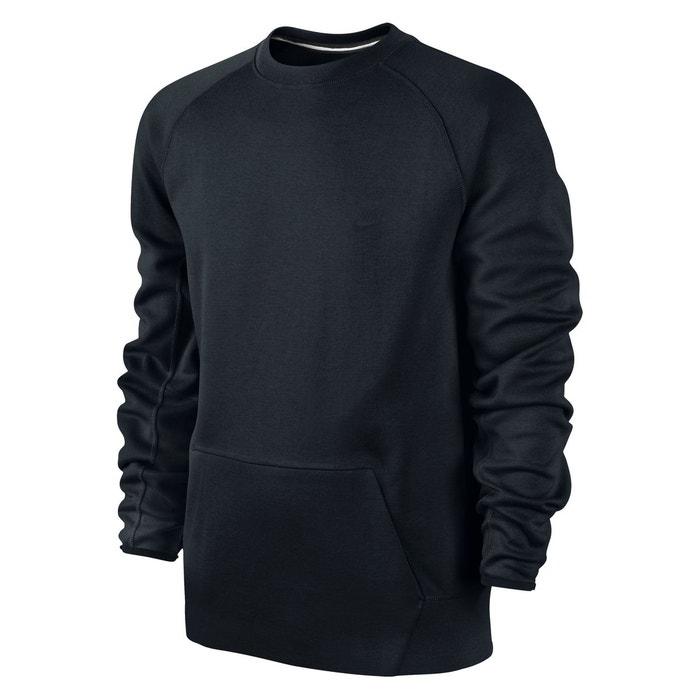 Blackblack Nike Fleece Redoute La Crew Sweat Tech ZqACwIp