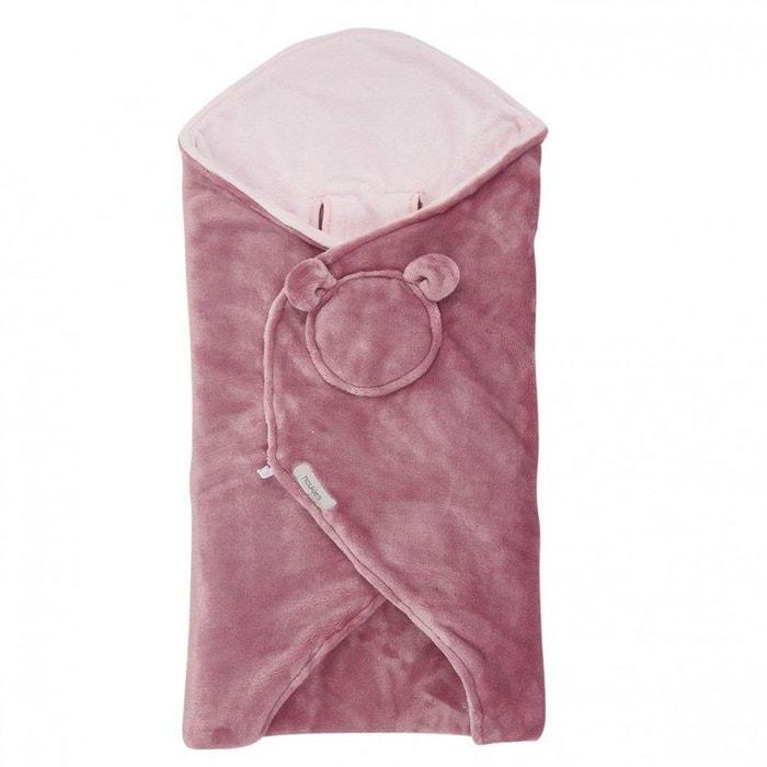 couverture promenade groloudoux cam lia noukie 39 s violet. Black Bedroom Furniture Sets. Home Design Ideas