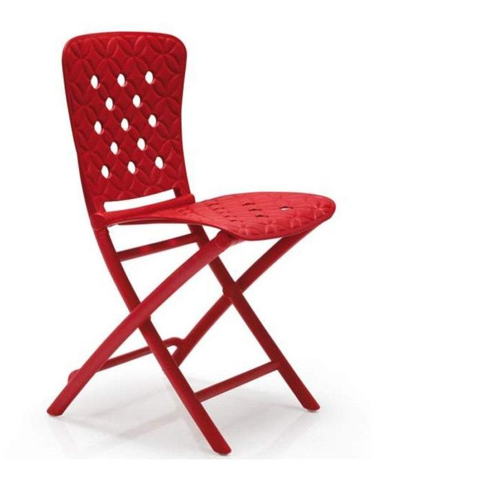chaise design pliante ext rieur int rieur zac spring. Black Bedroom Furniture Sets. Home Design Ideas