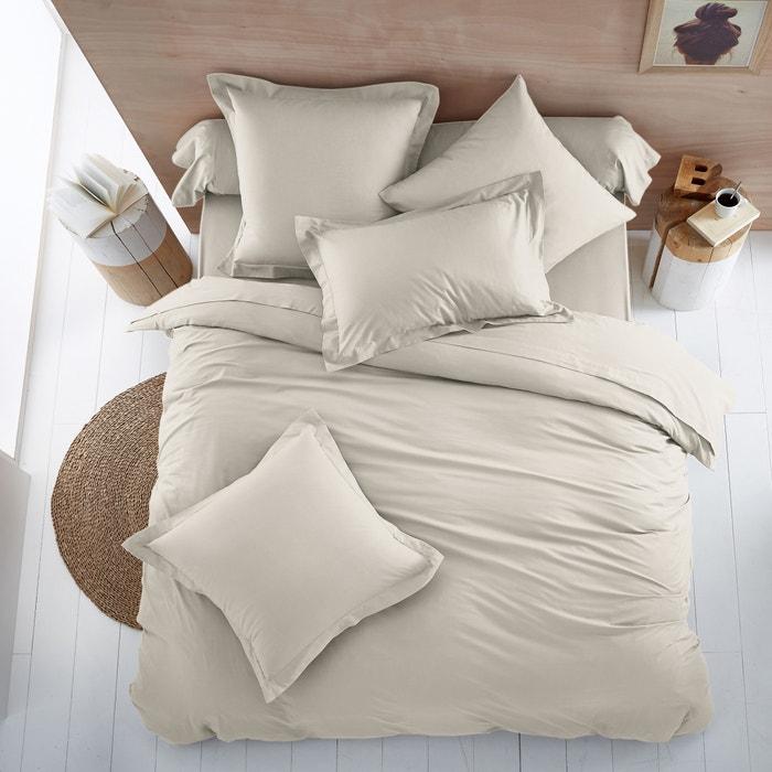 housse de couette en coton biologique scenario la redoute. Black Bedroom Furniture Sets. Home Design Ideas