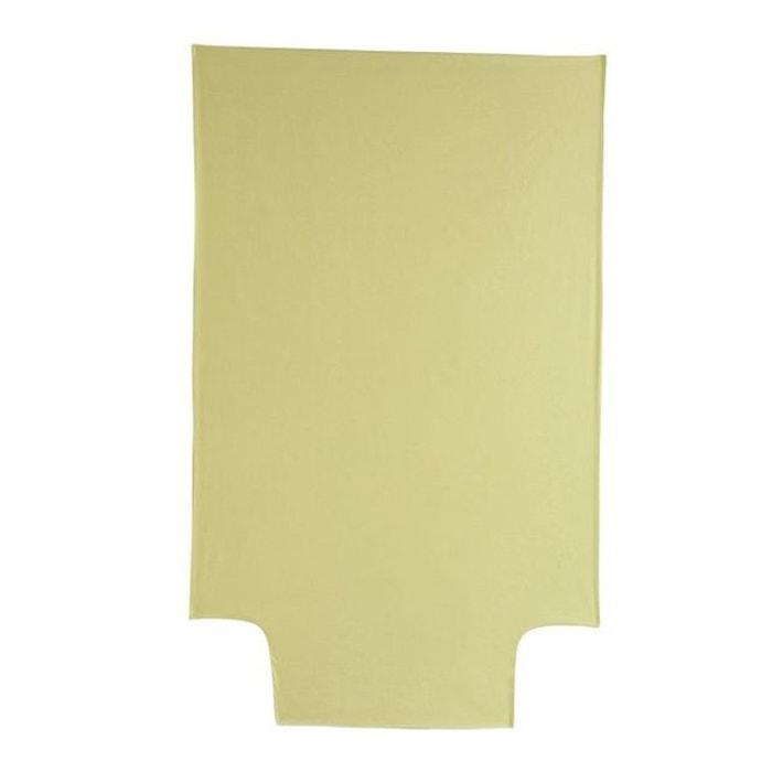housse de couette b b coton bio 100 x 140 lit b b p 39 tit basile p 39 tit basile vert tilleul hacot. Black Bedroom Furniture Sets. Home Design Ideas
