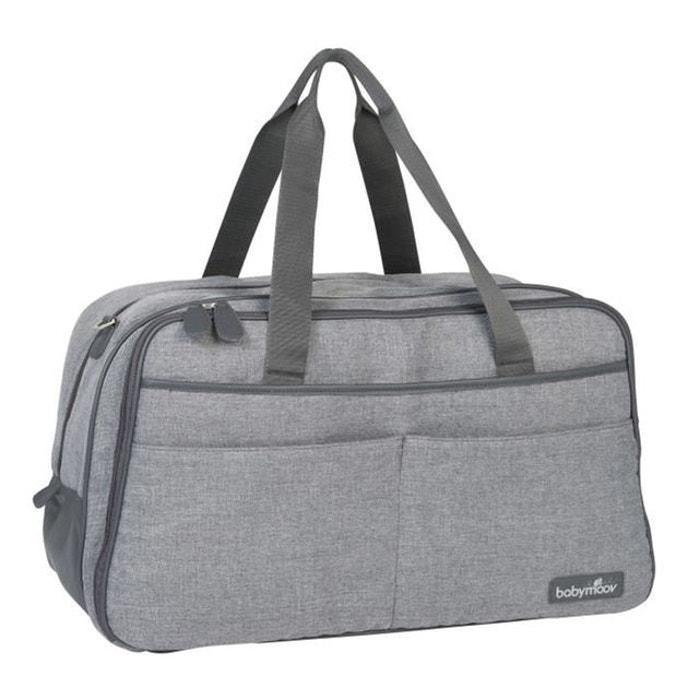 Sac à Langer Traveller Bag Smokey - Babymoov  BABYMOOV image 0