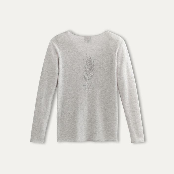 Пуловер серый доставка