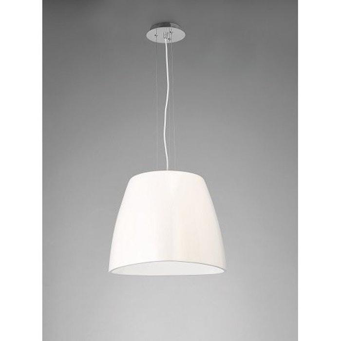 grande suspension design triangle mantra la redoute. Black Bedroom Furniture Sets. Home Design Ideas
