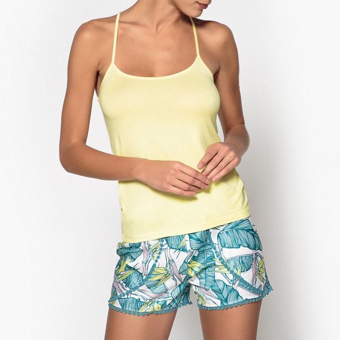 Short Pyjamas, Vest and Printed Shorts  HECHTER STUDIO image 0