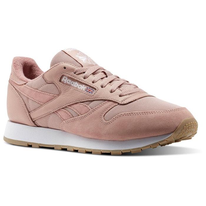 6f71fe12393ef Une chaussure pour homme classic rose Reebok Classics