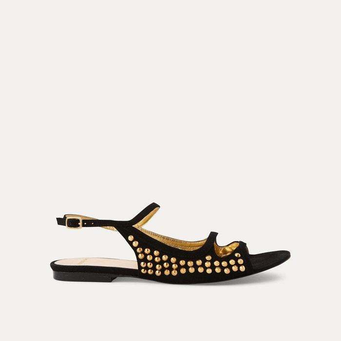 Sandales cuir LAURENCE BRAS