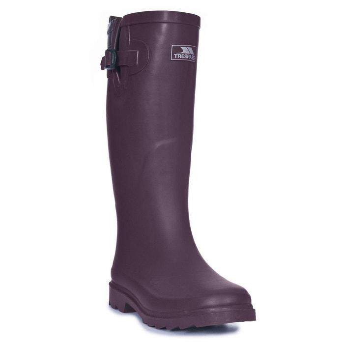 Damon - bottes de pluie - femme Trespass