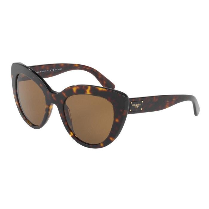 Lunettes de soleil dg4287 marron glacé Dolce Gabbana | La Redoute Choix De La Vente Professionnel Vente En Ligne yFIzufx