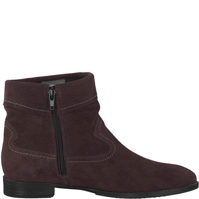 Boots pelle scamosciata Lia  TAMARIS image 0