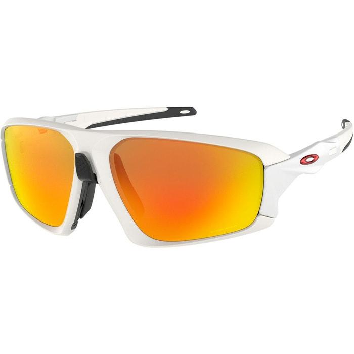 f7902eeac146dc Field jacket - lunettes cyclisme - orange blanc blanc Oakley   La Redoute
