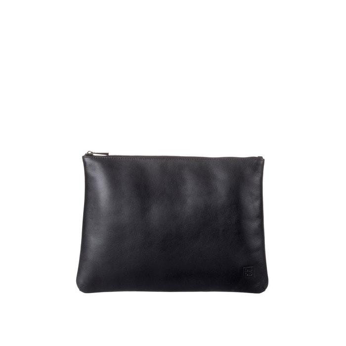 sac pochette pour homme et femme maxi en cuir v ritable pochette slim avec poign e et fermeture. Black Bedroom Furniture Sets. Home Design Ideas