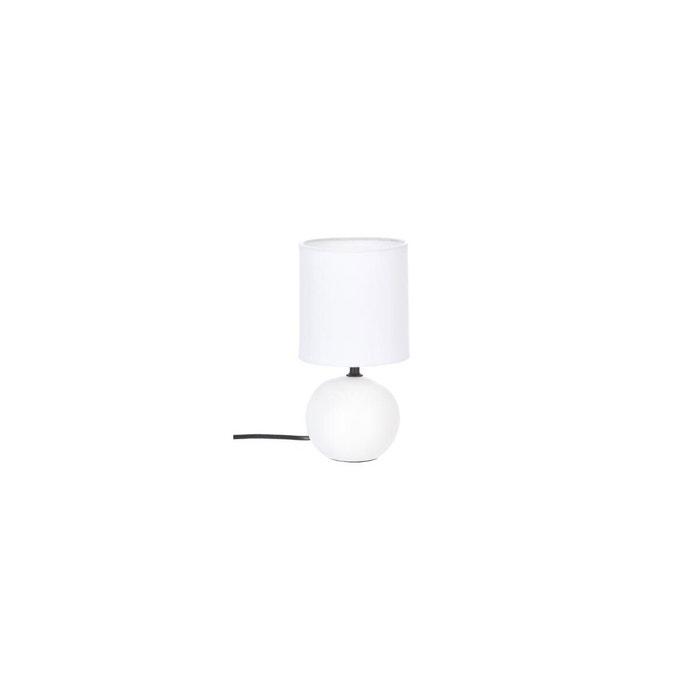lampe de chevet boule atmosphera la redoute. Black Bedroom Furniture Sets. Home Design Ideas