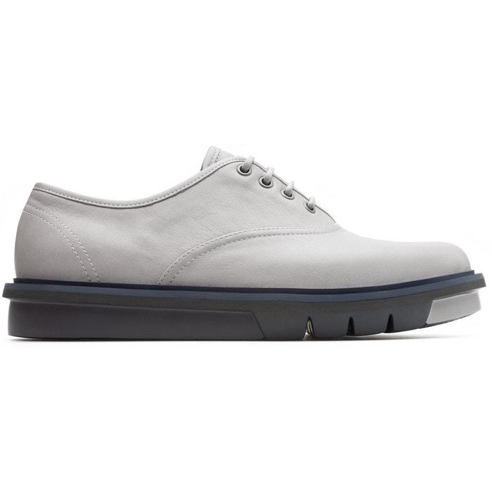 Mateo k100342-001 chaussures habillées homme gris Camper