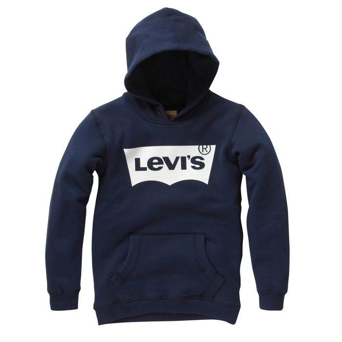 Felpa con cappuccio logo davanti N91503A 3 - 16 anni  LEVI'S KIDS image 0