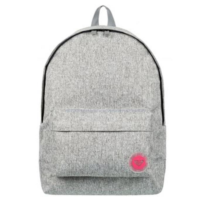 Sac à dos scolaire gris Roxy | La Redoute Réduction Offres 1C6T2KNP