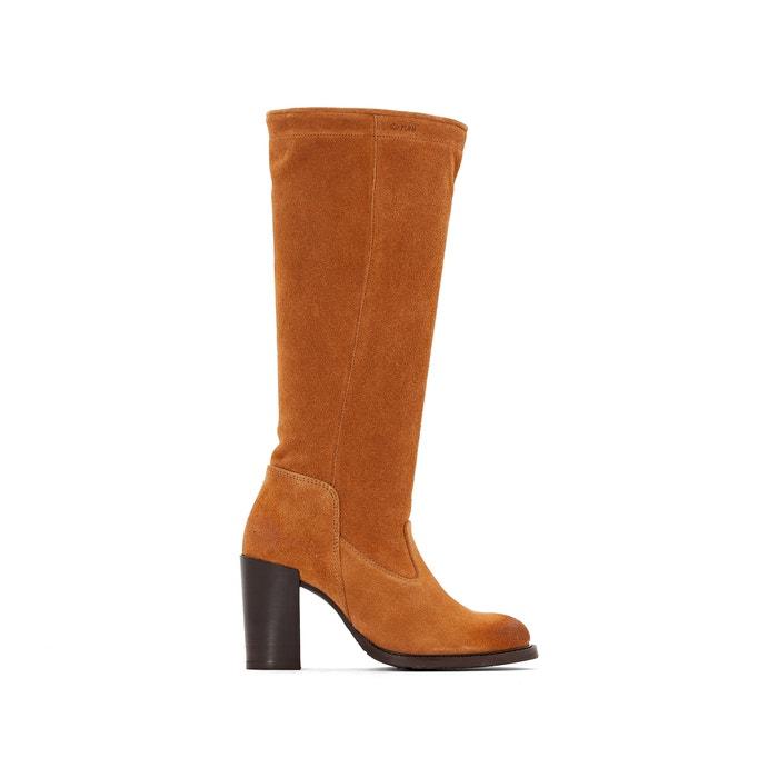74351 Hartville Sud Heeled Leather Boots  P-L-D-M-BY PALLADIUM image 0