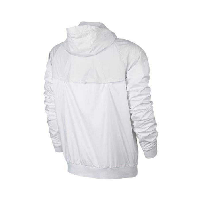 Nike Windrunner Blanc La Redoute Roma Fwbzvq Capuche À Veste As wcA4dPqw