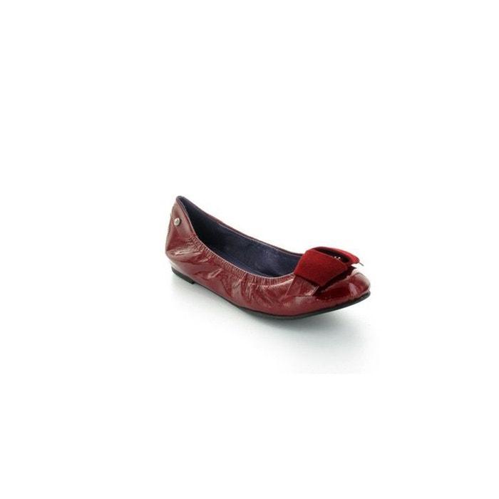 Prix Pas Cher D'origine Ballerine couleur pourpre vernis rouge rouge Couleur Pourpre Livraison Gratuite En Vente 7yMbOf6hIN