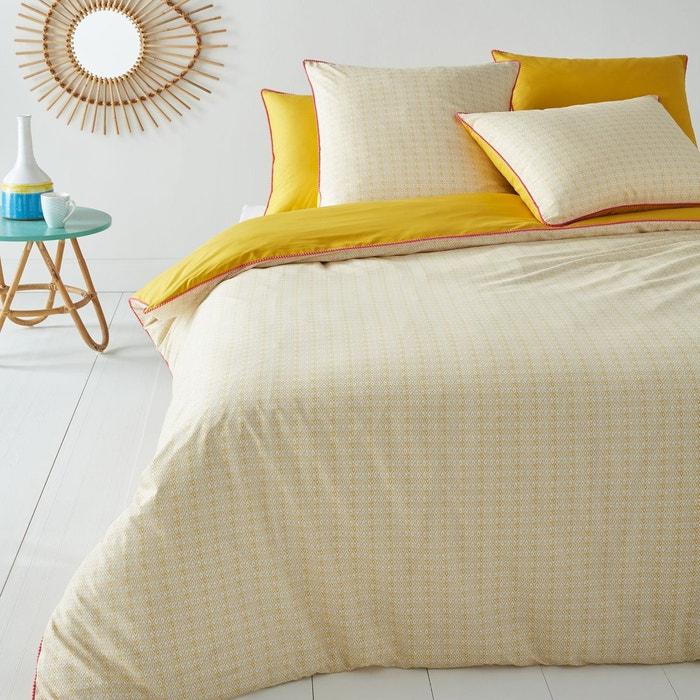 housse de couette agrumo la redoute interieurs la redoute. Black Bedroom Furniture Sets. Home Design Ideas