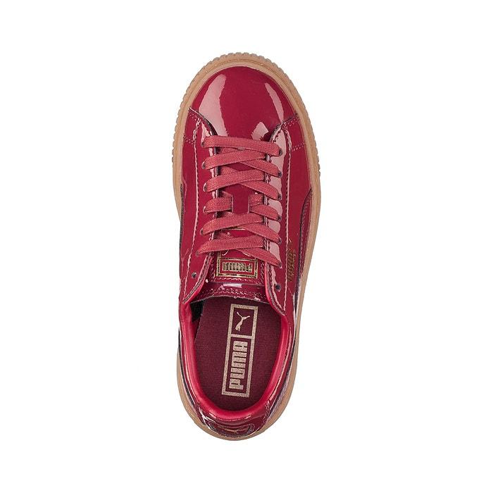 243;n Platform PUMA tac a cu Patent de con Zapatillas q4g4wTU
