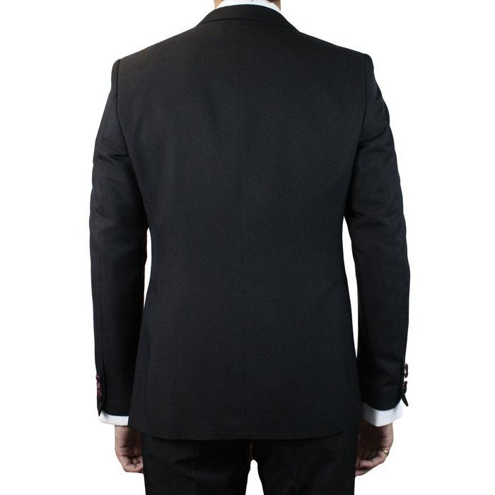 Smoking bicolore noir Kebello  94ee01cca39