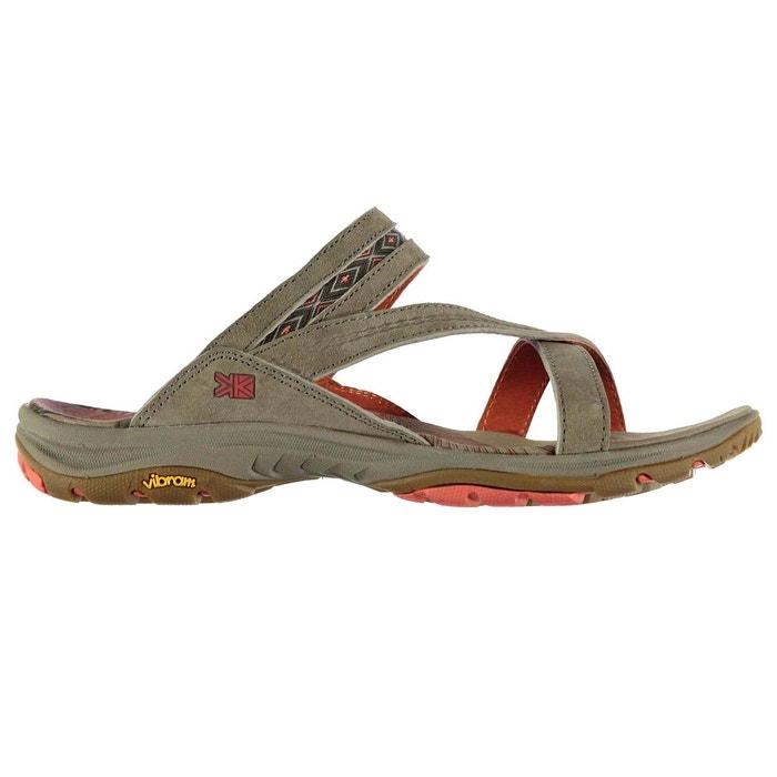 Sandales pieds-nus beige Karrimor