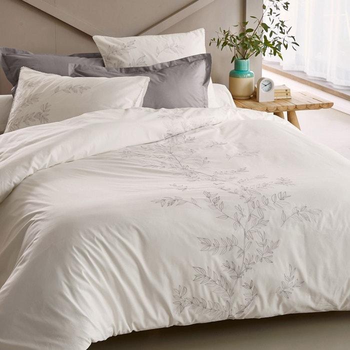 taie d 39 oreiller jardin suspendu couleur unique sylvie thiriez la redoute. Black Bedroom Furniture Sets. Home Design Ideas