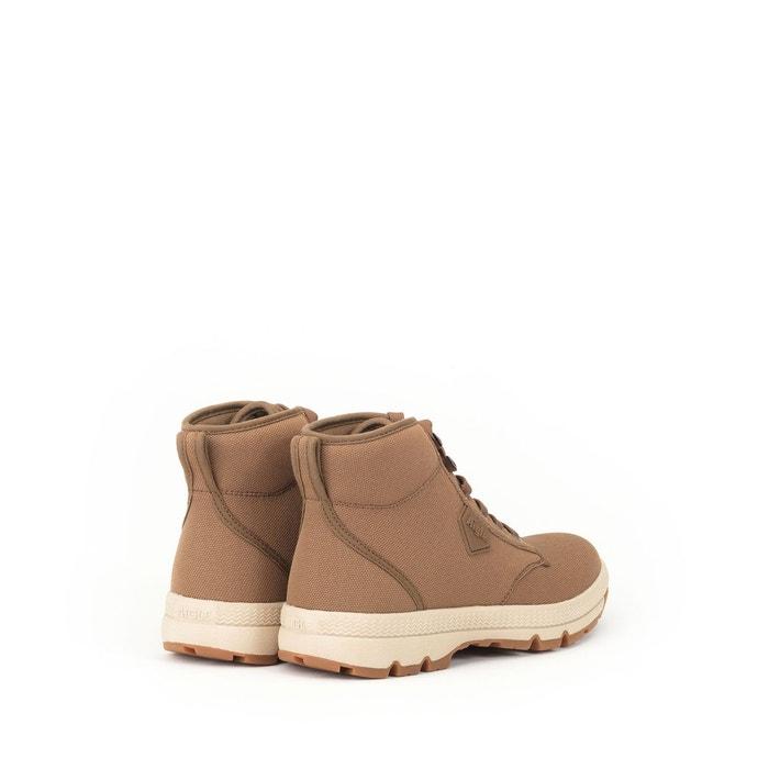 Chaussures Aigle 3 Tenere Mi Light Tout La Terrain Vert Montantes SSOP8r